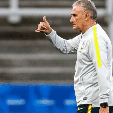 Tite ainda não comandou a seleção brasileira em 2020 - GettyImages