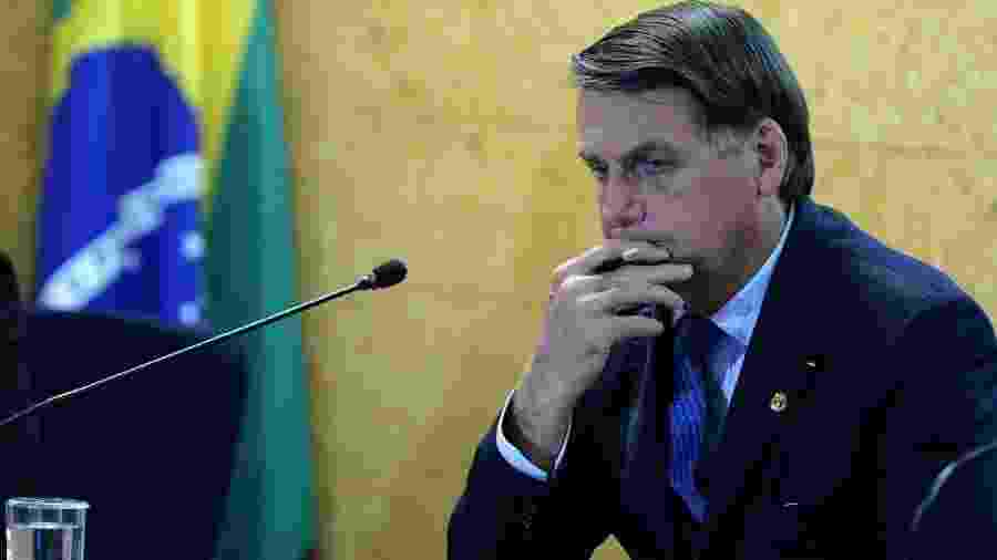 TSE nega remoção de vídeo de Bolsonaro criticando STF -                                 EDU ANDRADE/ ESTADãO CONTEúDO