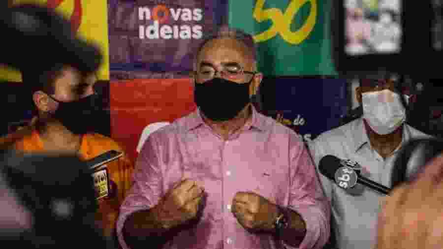Prefeito eleito de Belém quer criarprograma de renda mínima -                                 MARX VASCONCELOS /FUTURA PRESS