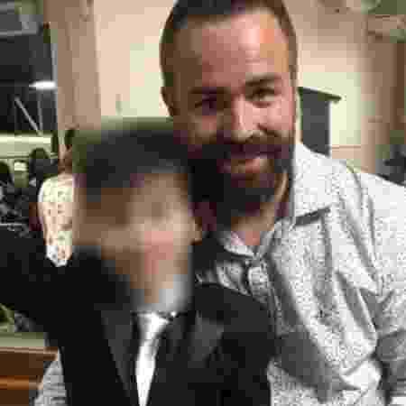 O engenheiro Leniel Borel relatou que o filho não queria voltar para a casa da mãe e do padrasto - Divulgação/Leniel Borel - Divulgação/Leniel Borel