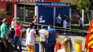 Tragédia em Santa Catarina | Suspeito rondou creche antes de ataque e premeditou crime, diz delegado