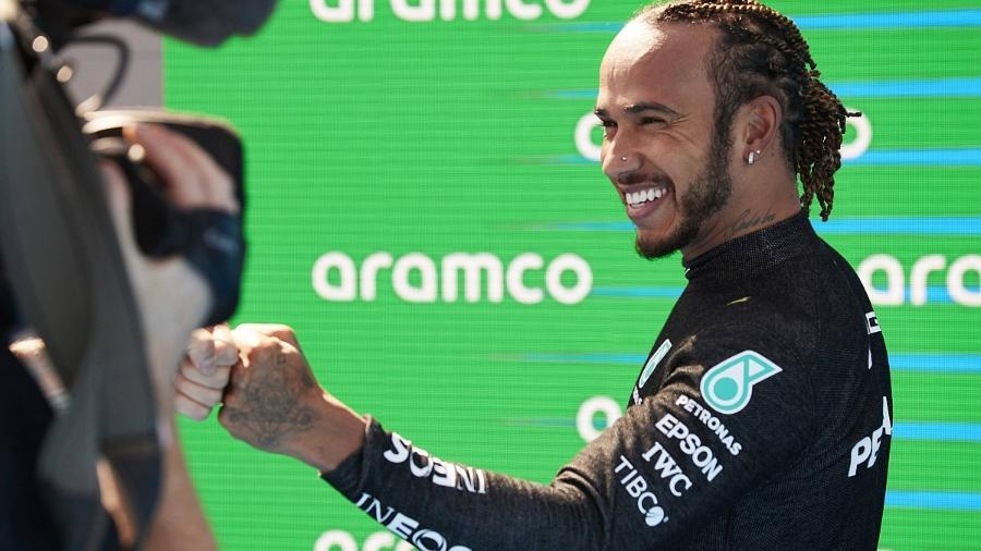 F1: Após marca de 100 poles, Hamilton chega à vitória número 98 - Divulgação