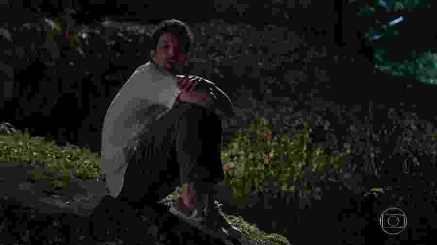 Marcos (Rômulo Estrela) em Bom Sucesso (Reprodução/TV Globo). - Marcos (Rômulo Estrela) em Bom Sucesso (Reprodução/TV Globo).