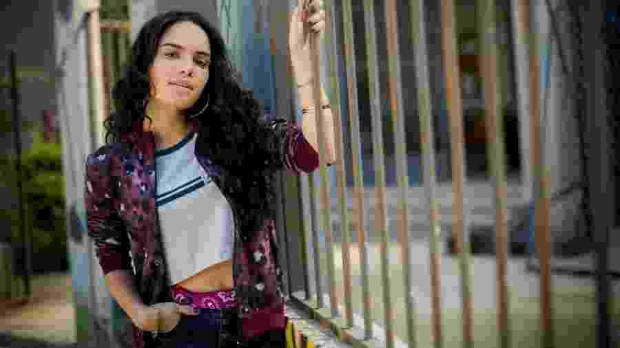 Carol Macedo é K2 em Malhação (Divulgação/TV Globo). - Reprodução / Internet