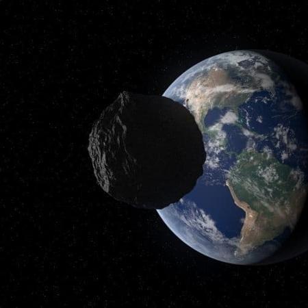 Nave Osiris REx começa viagem de volta ao planeta Terra - Reprodução