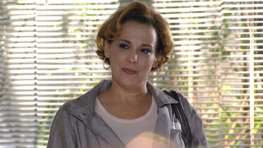 Eva (Ana Beatriz Nogueira) em A Vida da Gente (Reprodução/Globo) - Reprodução / Internet