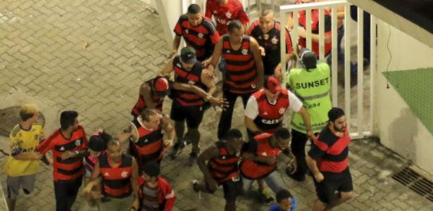 Mais de oito mil torcedores invadiram o Maracanã na final da Copa Sul-Americana
