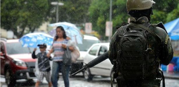 ONU pediu para que ativistas monitorassem intervenção no Rio - Foto: Agência Brasil