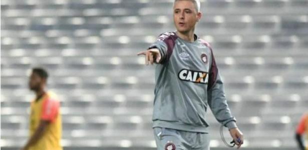 Campeão Paranaense, semifinalista da Sul-Americana e brigando por Libertadores no Brasileirão, Nunes ainda não sabe se segue no Atlético -  Foto: Miguel Locatelli/ Atlético-PR