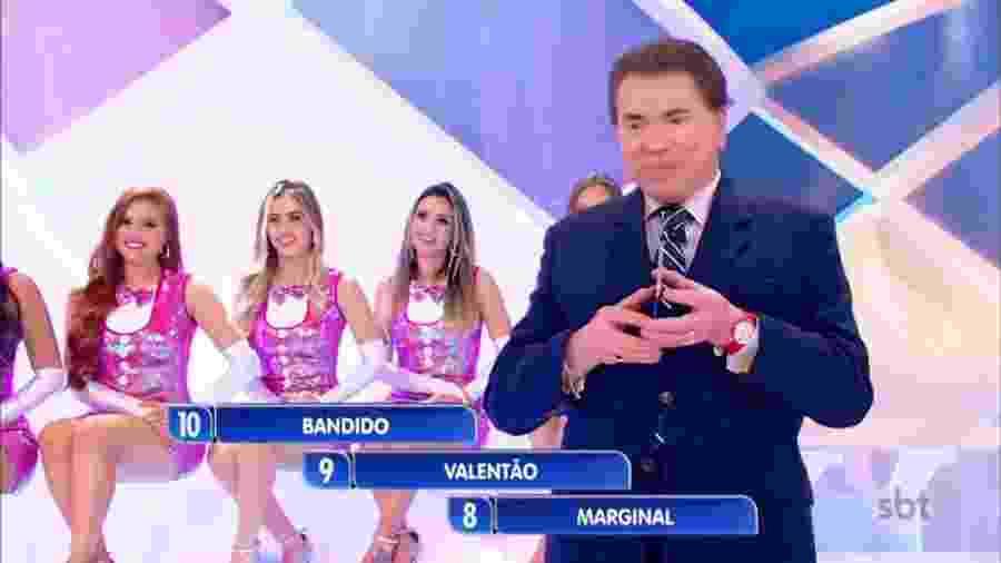 """Silvio Santos está demitindo a """"conta-gotas"""" nas últimas semanas e meses - Reprodução/SBT"""