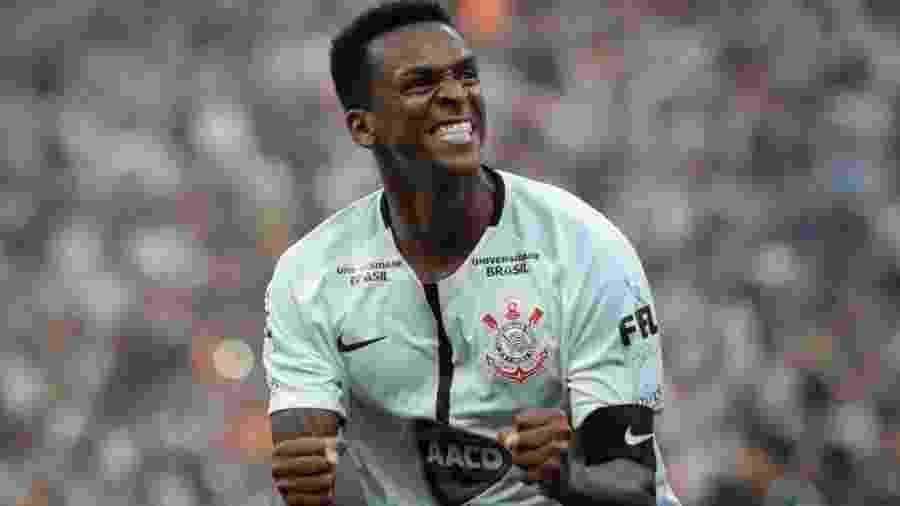 Gol de Jô recolocou Corinthians no caminho das vitórias, mas rendeu polêmica - Ale Frata/Código 19/Estadão Conteúdo