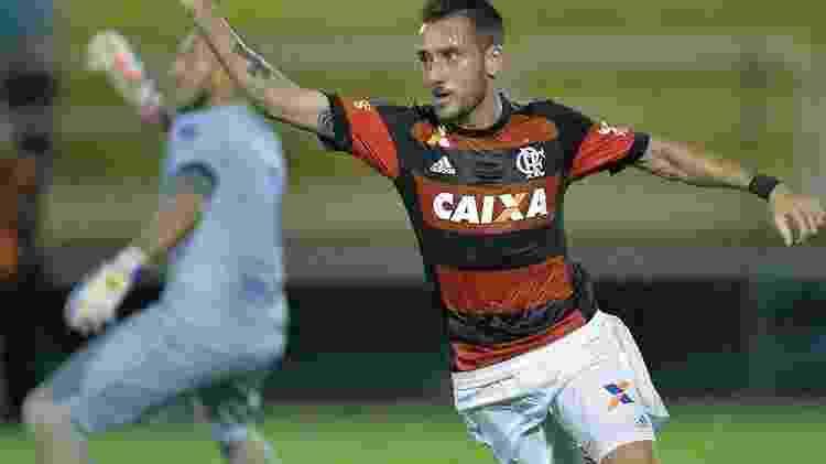Mancuello - Pedro Martins/AGIF/Estadão Conteúdo - Pedro Martins/AGIF/Estadão Conteúdo