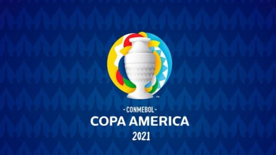 Logotipo da Copa América 2021 - Reprodução / Internet