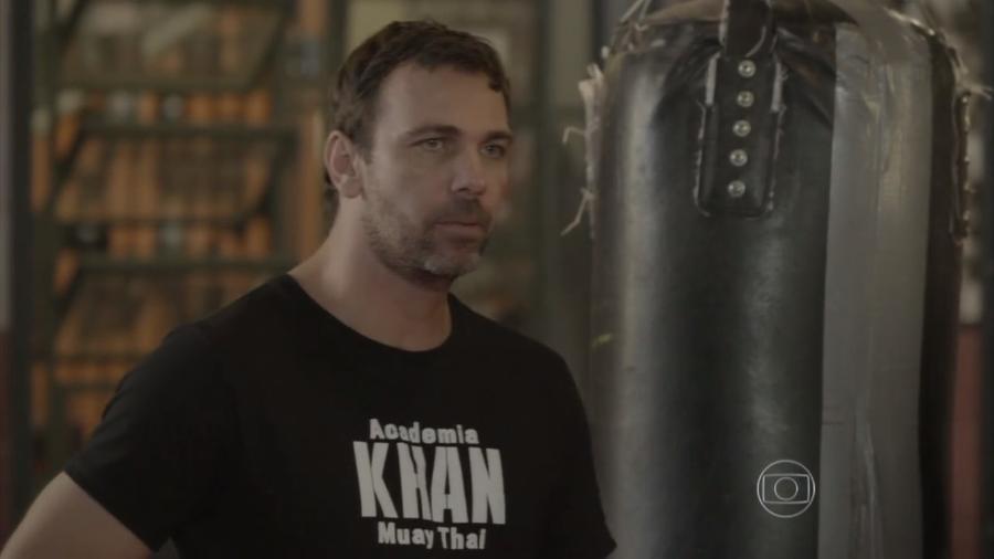 Lobão (Marcelo Faria) em Malhação - Sonhos (Foto: Reprodução / Globo) - Reprodução / Internet