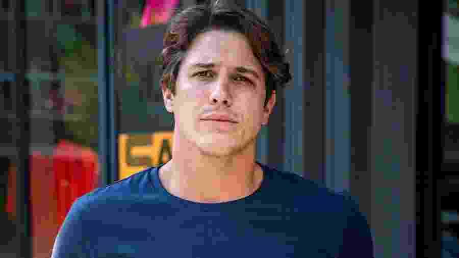 Rui (Rômulo Arantes Neto) em Malhação (Globo: Paulo Belote). - Rui (Rômulo Arantes Neto) em Malhação (Globo: Paulo Belote).
