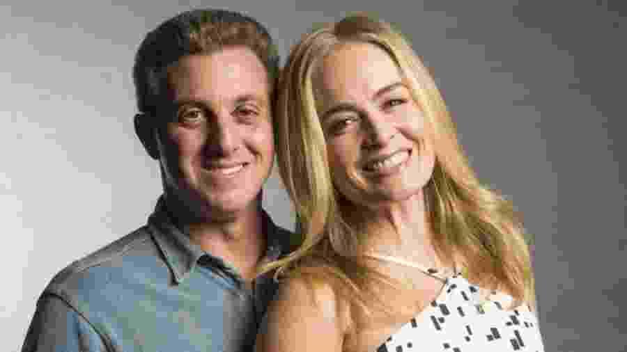 Luciano Huck e Angélica (Divulgação/TV Globo) - Divulgação/TV Globo