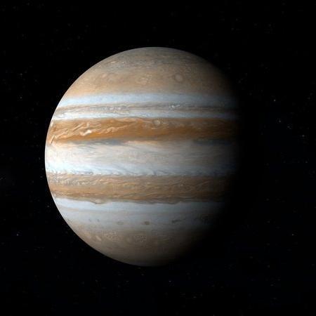 Júpiter é o planeta da expansão - Divulgação/Gustavo Ackles/Pixabay