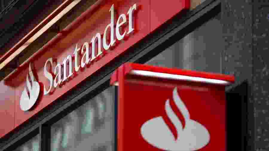 O Santander terá que pagar indenização de R$ 274 mi por impor metas abusivas e de R$ 1 mi, em outra ação, por assédio moral - Divulgação