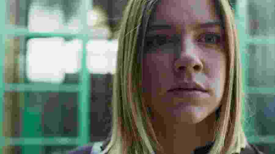 Dalila (Alice Wegmann) em Órfãos da Terra (Reprodução) - Dalila (Alice Wegmann) em Órfãos da Terra (Reprodução)