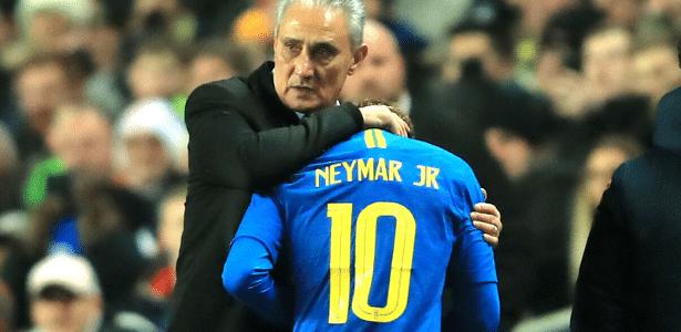 Tite se inspira em Telê para igualar Deschamps e define o melhor de Neymar