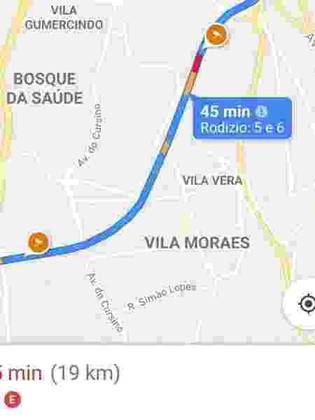 Google Maps expande alertas de radar para mais usuários -
