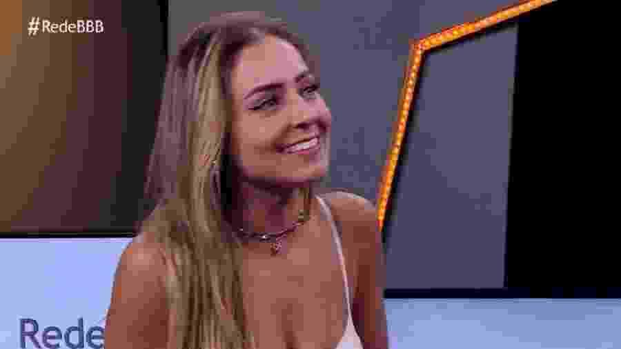 Paula foi campeã do BBB19, a edição com pior audiência na história do reality da Globo - Reprodução/TV Globo