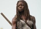 Danai Gurira como Michonne em The Walking Dead (Fonte: Reprodução)