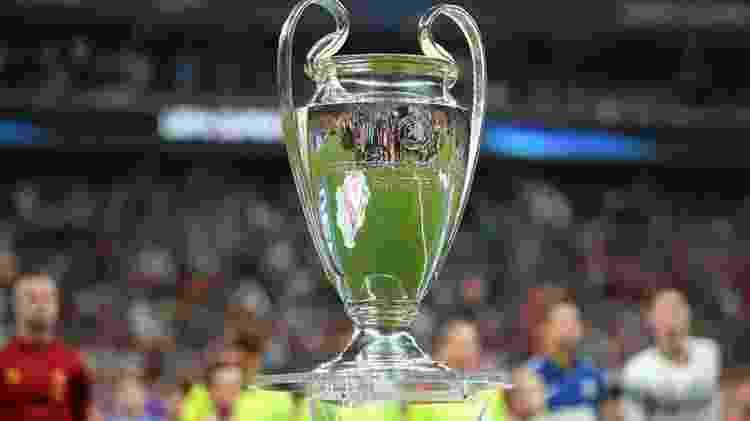 Taça da Champions League - GettyImages - GettyImages