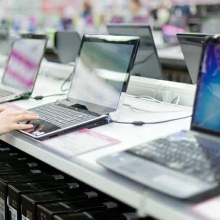 Venda de notebooks cresce 18% na pandemia e a de celular, 19%, diz Abinee - Reprodução