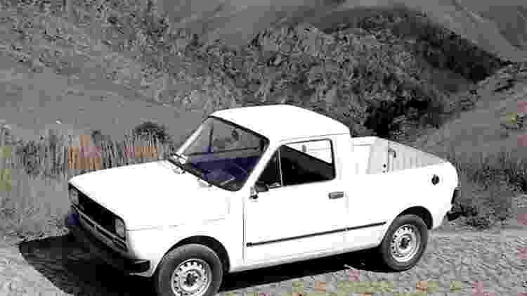 147 Pickup - Divulgação - Divulgação