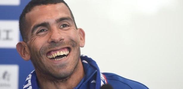 Tevez está de volta ao Boca Juniors