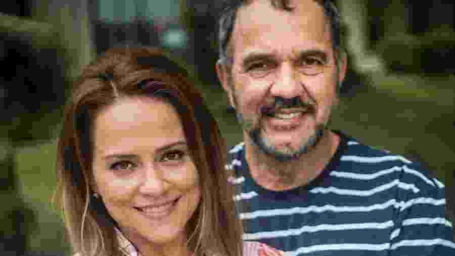 Lili e Germano, de Totalmente Demais (Divulgação/Globo) - Reprodução / Internet