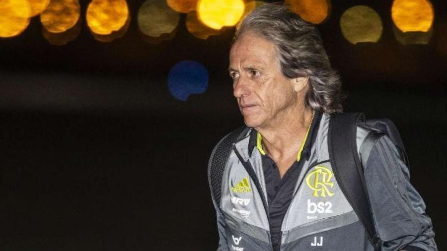 Técnico português Jorge Jesus é prioridade do Benfica para a próxima temporada - AFP
