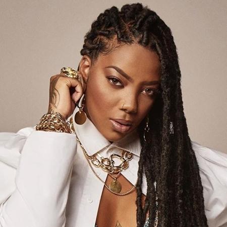 """Ludmilla destacou a representatividade do novo recorde: """"Pra uma mulher preta, que veio da baixada, isso é muito"""" - Reprodução / Internet"""