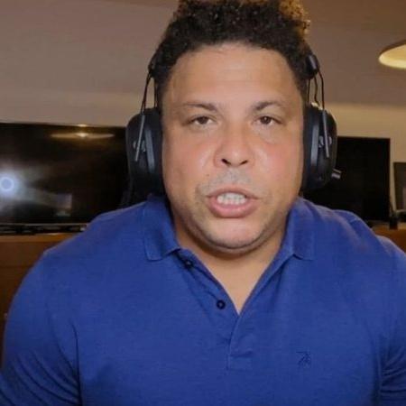 Em entrevista a Pedro Bial na quinta (20), Ronaldo culpou o álcool pelo encontro com a travesti Andréia Albertini, em 2008 - Reprodução/TV Globo