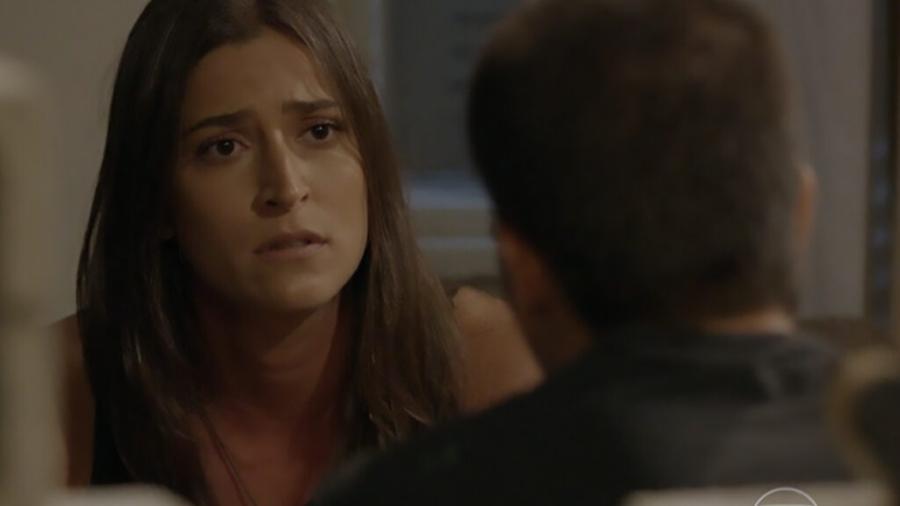 Nat (Maria Joana) em Malhação (Reprodução/Globo) - Reprodução / Internet