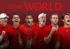 Laver Cup: Time Mundo anuncia dois últimos tenistas - (Sem crédito)