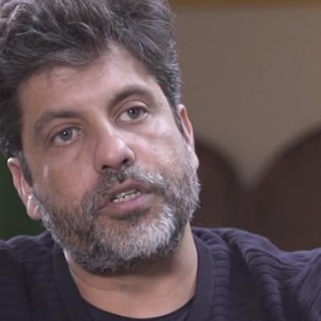 Pedro Vasconcelos vai digirir filme sobre a vida e trabalho de Maurício de Sousa - Reprodução/TV Globo