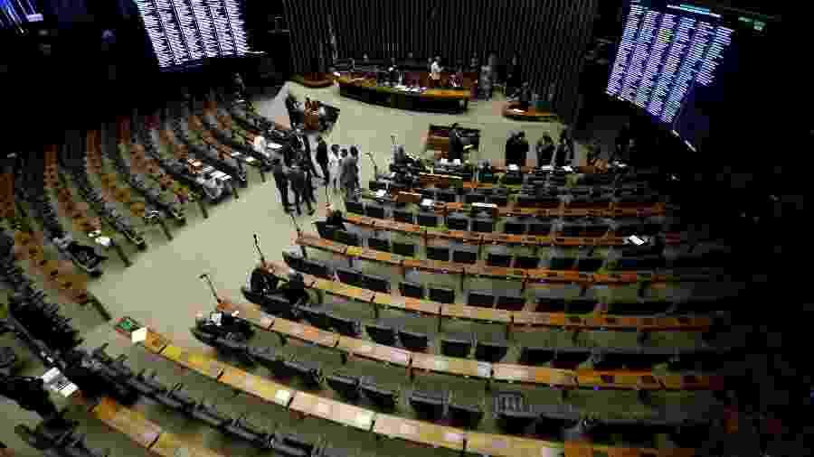 Foram aprovados 27 projetos enviados pelo governo Jair Bolsonaro que totalizam R$ 27,1 bilhões em créditos adicionais - Adriano Machado/Reuters