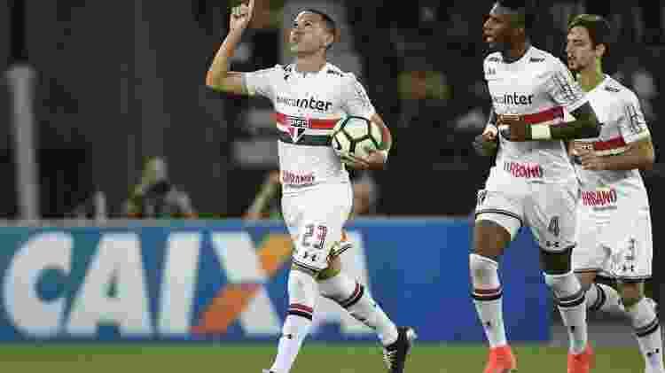Marcos Guilherme já estreou com dois gols no São Paulo - André Fabiano/Código19/Estadão Conteúdo - André Fabiano/Código19/Estadão Conteúdo
