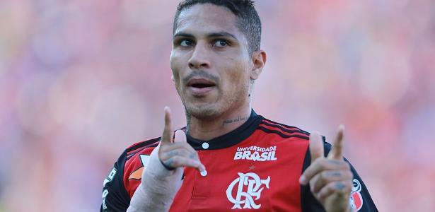 Guerrero está relacionado para encarar o Fluminense nesta quinta-feira, no Maracanã