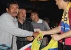 73 dos 90 venezuelanos que chegaram em Curitiba são homens - Prefeitura atenderá grupo de venezuelanos que chegou à cidade. Curitiba. 25/09/2018. Foto: Ricardo Marajó/FAS