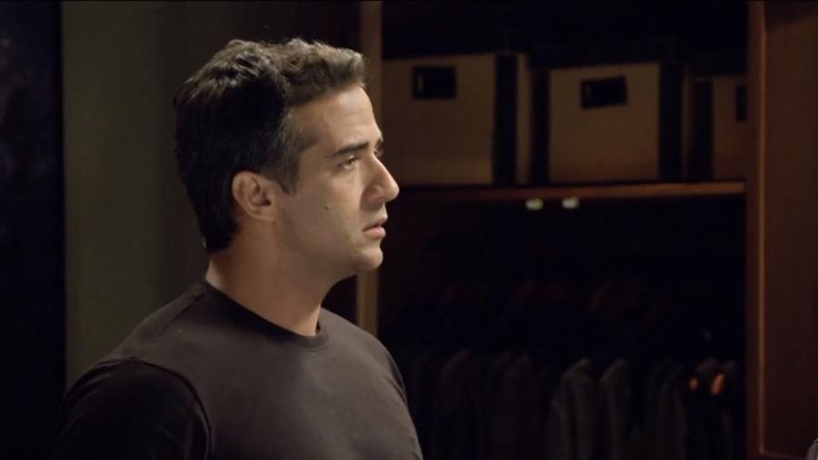 Miguel (Rafael Sardão) em Amor Sem Igual (Reprodução/Record TV). - Reprodução/Record TV