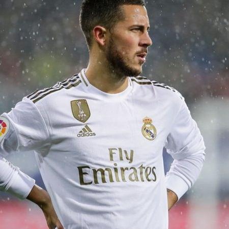 Hazard foi a mais cara contratação do Real Madrid para a atual temporada - GettyImages