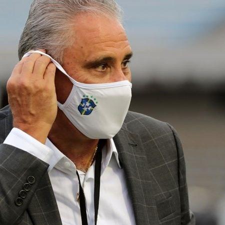 Tite, treinador da Seleção Brasileira de futebol masculino - GettyImages
