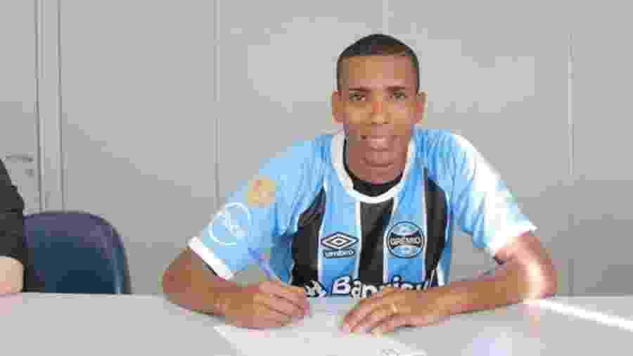 Cristiano Oliveski/Divulgação/Grêmio