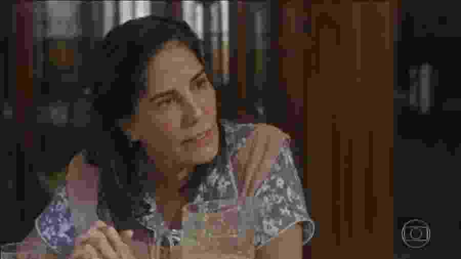 Lola, de Éramos Seis (Reprodução) - Lola, de Éramos Seis (Reprodução)