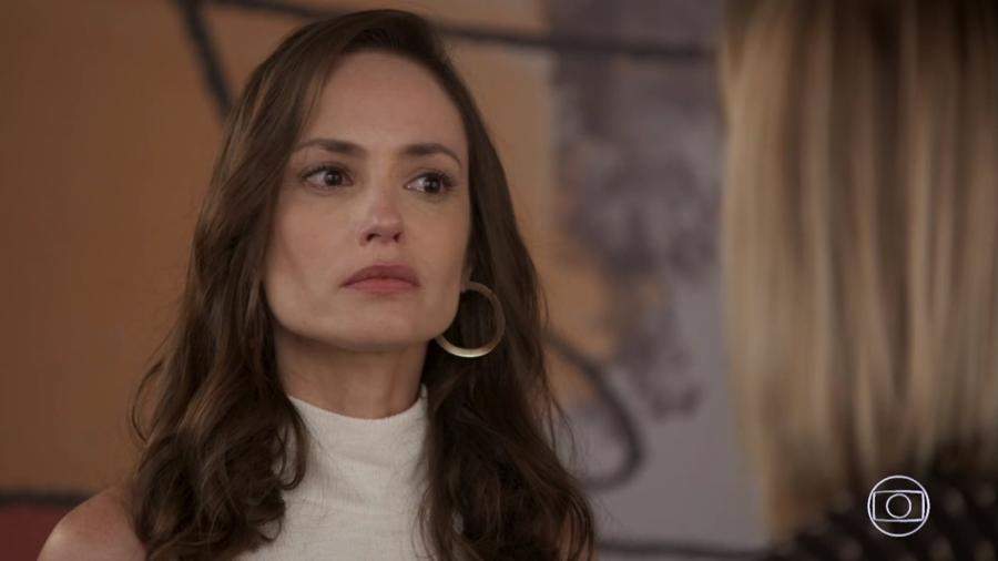 Lara (Rosanne Mulholland) de Malhação - Toda Forma de Amar (Reprodução/TV Globo) - Reprodução/TV Globo