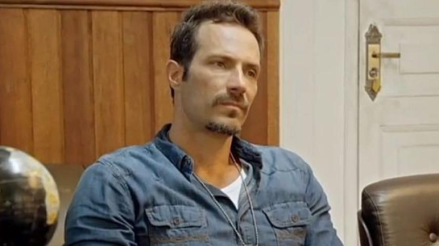 Fernando Pavão como César em Apocalipse (Reprodução / Record TV) - Reprodução / Internet
