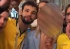 Mulheres russas reagem ao vídeo machista gravado por brasileiros na Copa (Foto: Foto: Reprodução)